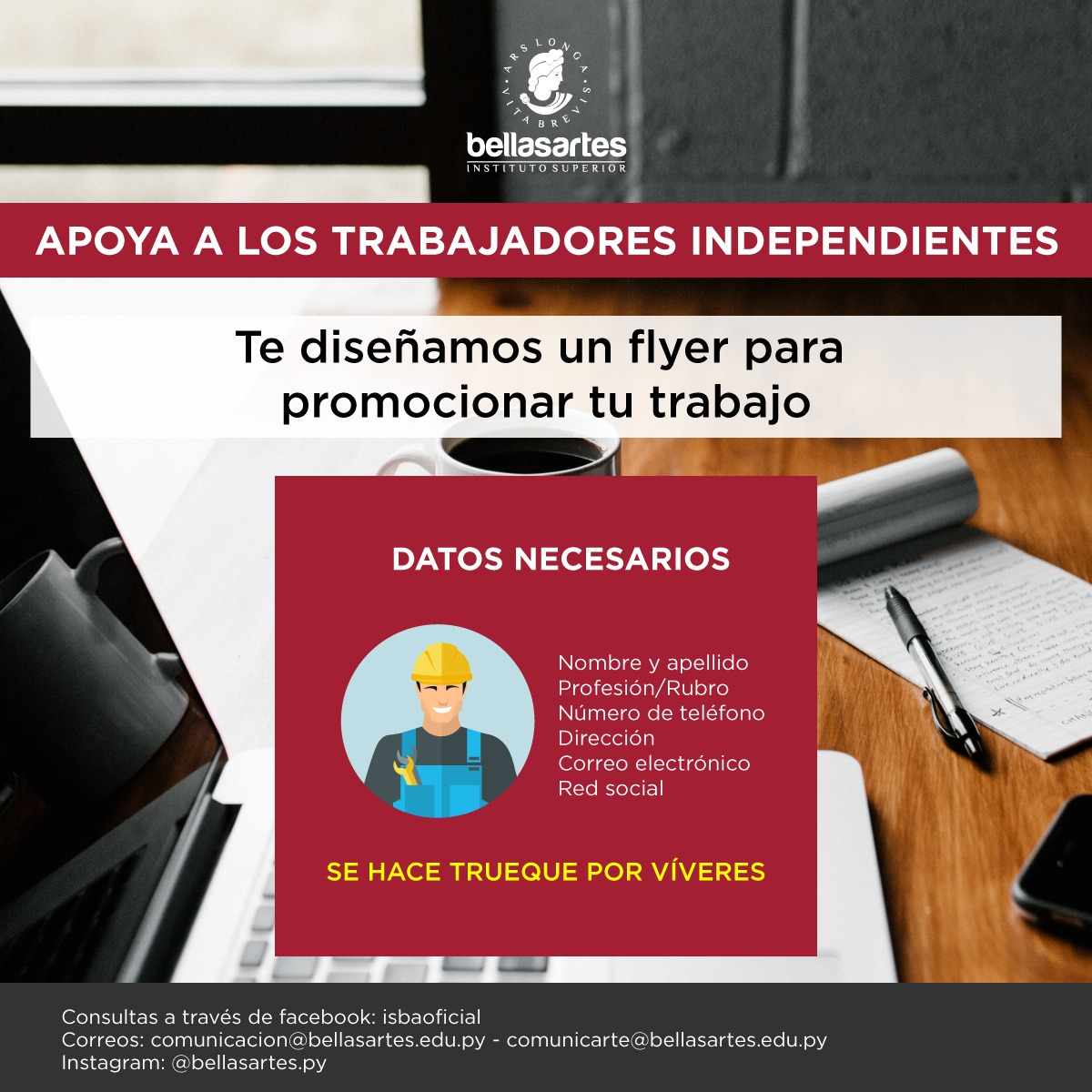 flyer freelancer