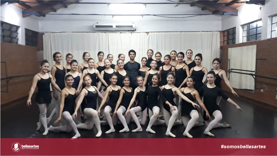 alumnas danza