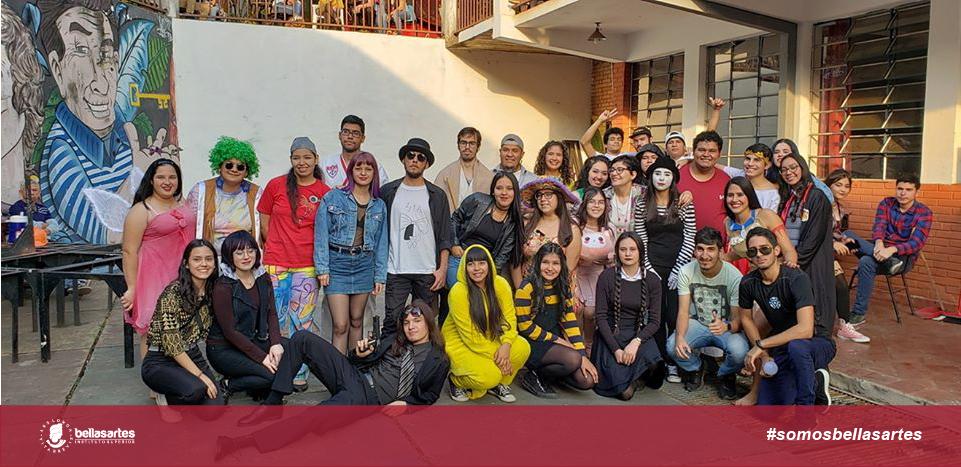 desfile creatividad 2019 dg