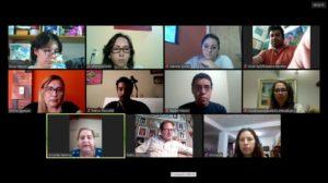 reunión docentes